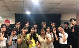 [콘서트 캠페인 및 관람 후기] SF9 콘서트에 함께 한 LOVE FNC!